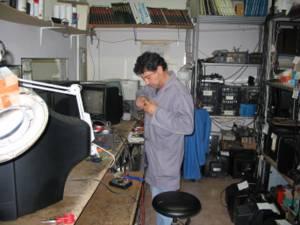 Laboratorio riparazione e servizi di assistenza