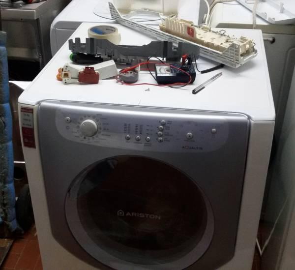 Effettuiamo interventi di riparazione su qualsiasi elettrodomestico